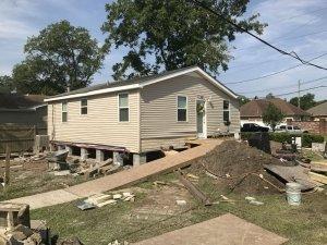 Work In Progress - House Leveling