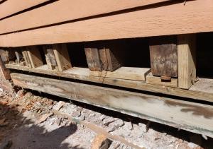Faubourg Marigny - Foundation_Repair