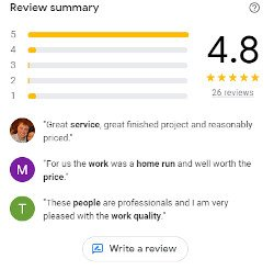 Google Reviews - Write a Review